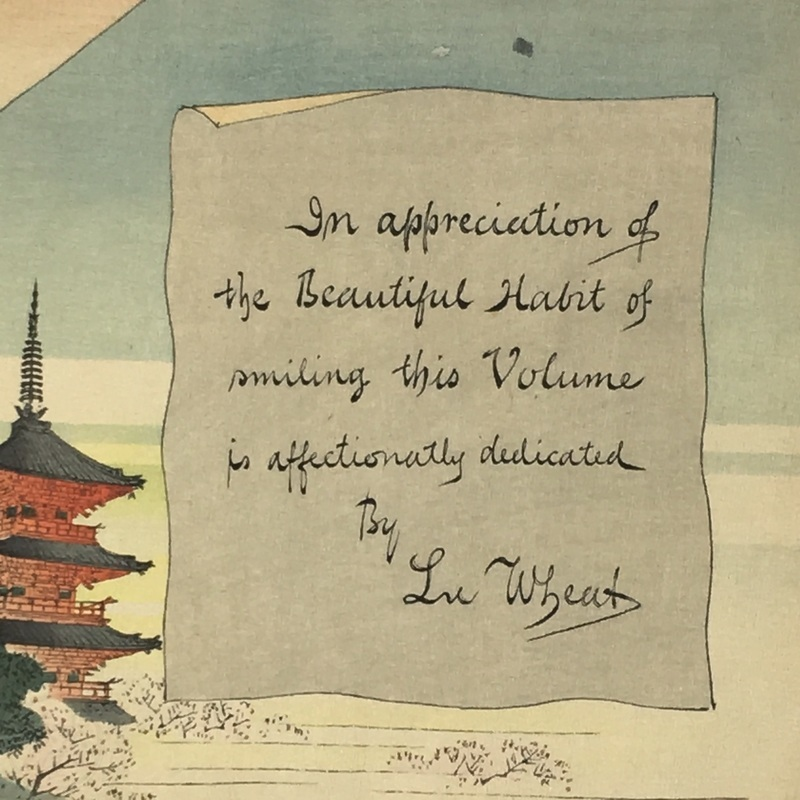 BAKUMATSUYA • The Smiling Book The rarest of all Hasegawa ...